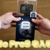 「GoPro HERO8」を購入!優れた5つのポイントとは?